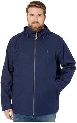 Polo Ralph Lauren Big & Tall Big Tall Repel Jacket (Blue Saturn) Men's Coat