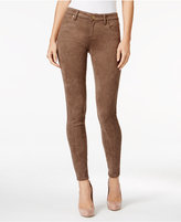 KUT from the Kloth Mia Faux-Suede Skinny Pants
