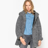 Freeman T. Porter Midi Wool Blend Coat