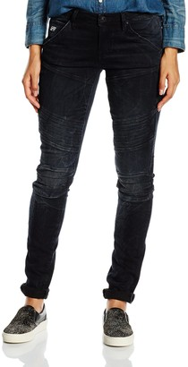 G Star Women's 5620 Custom Mid Skinny Jeans in Joll Superstretch