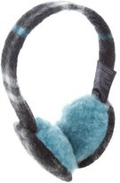 Burberry Shearling-Trimmed Cashmere Earmuffs