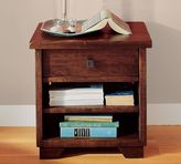 Pottery Barn Sumatra Bedside Table