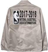 MAISON KITSUNÉ NBA COACH JACKET