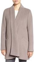 Calvin Klein Women's Wool Blend Clutch Coat