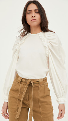 Ulla Johnson Elva Blouse