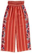 Takara Big Girls 7-16 Floral-Print Palazzo Pants