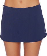 Nautica Signature Solid Skirted Pant
