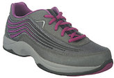 Dansko As Is Leather Lace-up Athletic Shoes - Shayla
