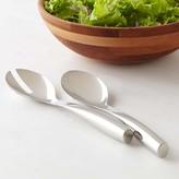 Williams-Sonoma Stainless-Steel Prep Serve Salad Servers, Set of 2
