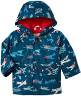 Hatley Fighter Planes Raincoat (Baby) - Blue - 9-12 Months