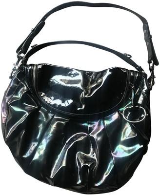 Gucci Metallic Patent leather Handbags