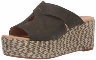 Lucky Brand Women's Genzy Espadrille Wedge Sandal