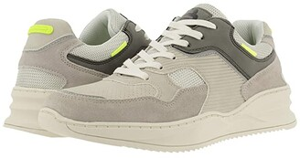 Bullboxer Zane (Grey) Men's Shoes