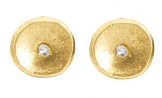 Lily Flo Jewellery Rhea 14K Gold Earrings