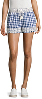 Calypso St. Barth Junia Cotton Printed Short