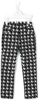 Simonetta houndstooth trousers