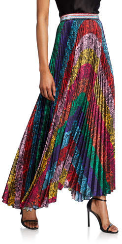 91785c5bd Pleated Maxi Skirts - ShopStyle