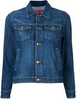 Red Card denim jacket - women - Cotton - 0