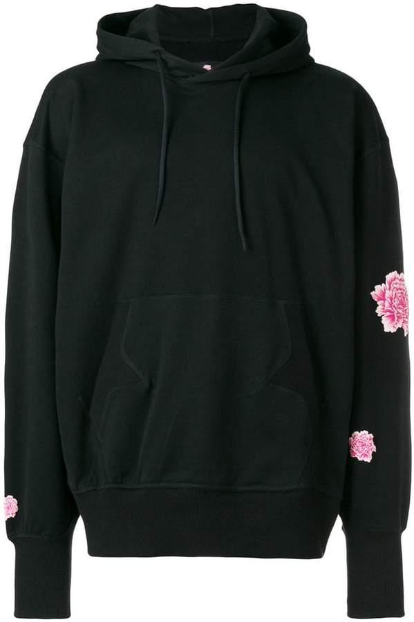 Y-3 Sport Y3 Sport Y-3 x James Harden floral print hoodie