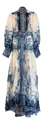 Zimmermann White Linen Dresses