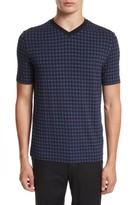 Emporio Armani Men's Armani Collezioni High V-Neck T-Shirt