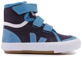 Veja High Top Velcro Trainers