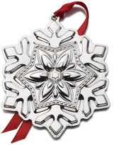 Mikasa Tuttle® 2016 Sterling Snowflake Ornament, 2nd Edition