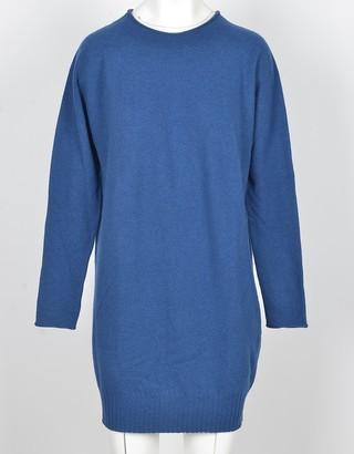 Marella Bluette Pure Wool Women's Maxi-Pull Dress