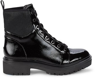 Kenneth Cole New York Ronnie Lace-Up Booties