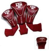 NCAA Texas A&M University 3-Pack Contour Golf Club Headcovers