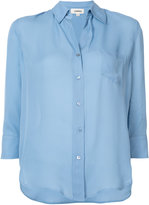 L'Agence Ryan shirt - women - Silk - XS