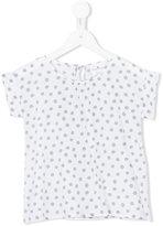 Le Petit Coco polka dot T-shirt