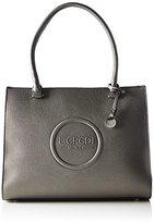L.Credi Women's Florenz Tote Bag grey