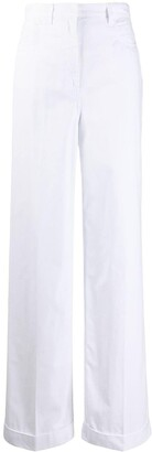Philosophy di Lorenzo Serafini High Rise Straight Leg Jeans