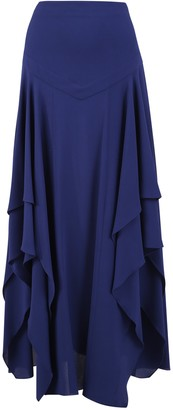 Stella McCartney Ruffled Maxi Skirt