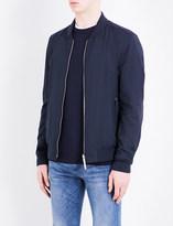 HUGO BOSS Stand-collar bomber jacket
