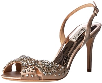 Badgley Mischka Women's Paula Heeled Sandal