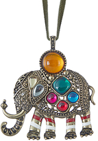 Joanna Buchanan Tales of the Maharaja Elaborate Elephant Tree Decoration