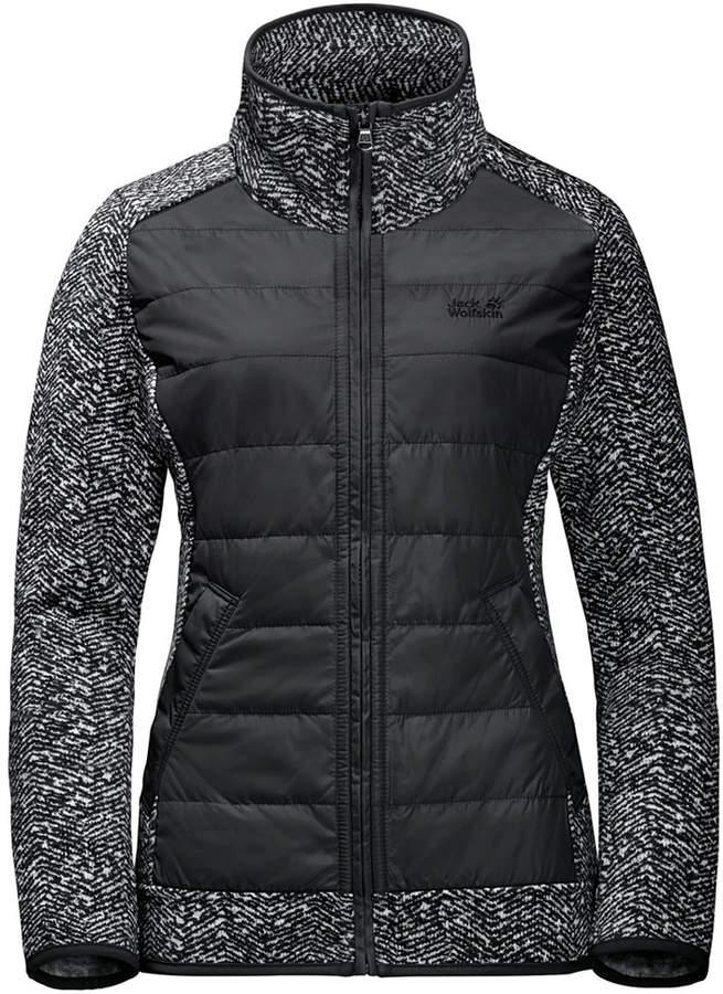 Jack Wolfskin Women's Belleville Fleece Jacket from Eastern Mountain Sports