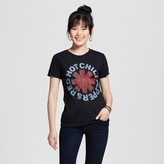 Bravado Women's Red Hot Chili Peppers® T-Shirt Black Juniors') - Black