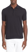 TOMORROWLAND Men's Cotton & Silk Polo