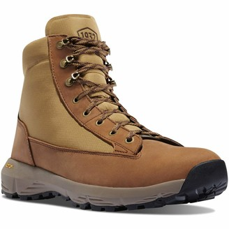 "Danner Women's 32243 Explorer 650 5"" Waterproof Hiking Boot Khaki - 5M"