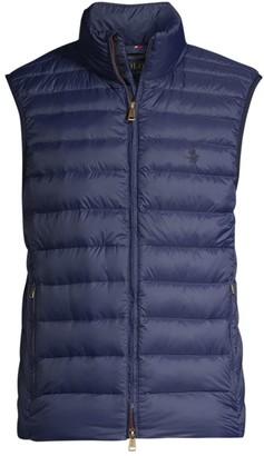 Polo Ralph Lauren Packable Quilted Down Vest