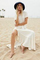 Free People Fp Beach Havana Tee Maxi Dress by FP Beach at Free People, Natural, XS