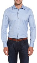 David Donahue Men's Jaspe Sport Shirt