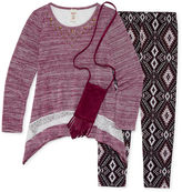 Arizona Girls Legging Set - Girls 7-16 and Plus