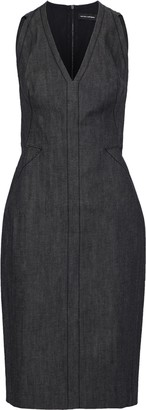 Narciso Rodriguez Denim Dress