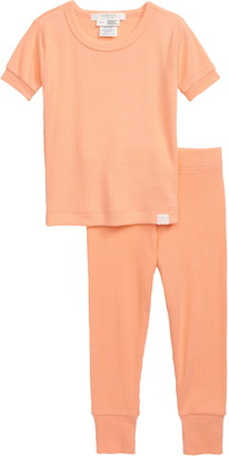 Petit Lem Fitted Two-Piece Pajamas