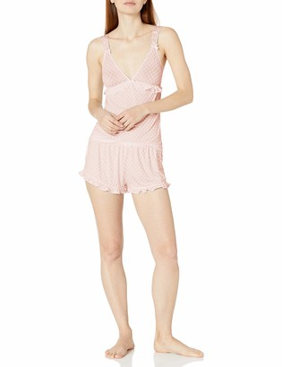 Betsey Johnson Women's Slinky Short Set