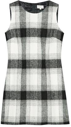 Jack Wills Aderdy Wool Blend Shift Dress